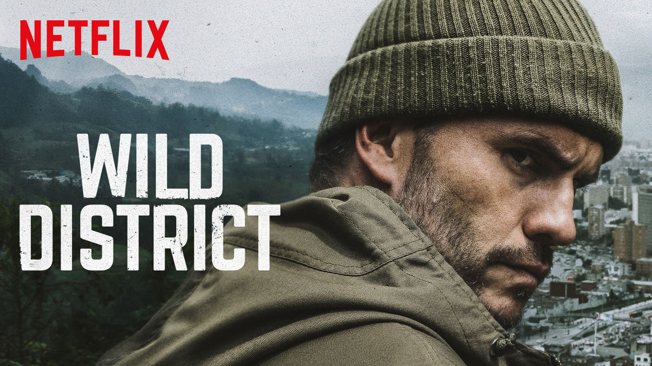 Wild District on Netflix Canada
