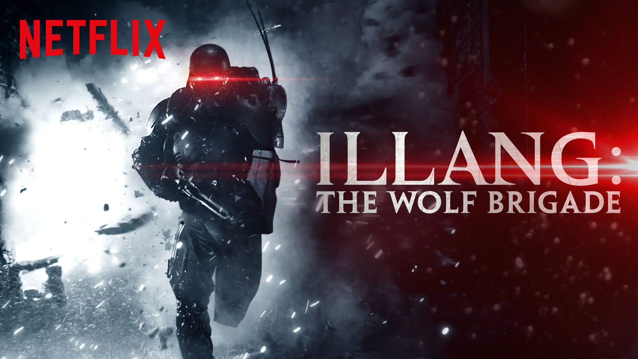 Illang: The Wolf Brigade on Netflix Canada