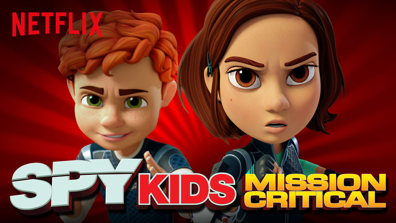 Spy Kids: Mission Critical on Netflix Canada
