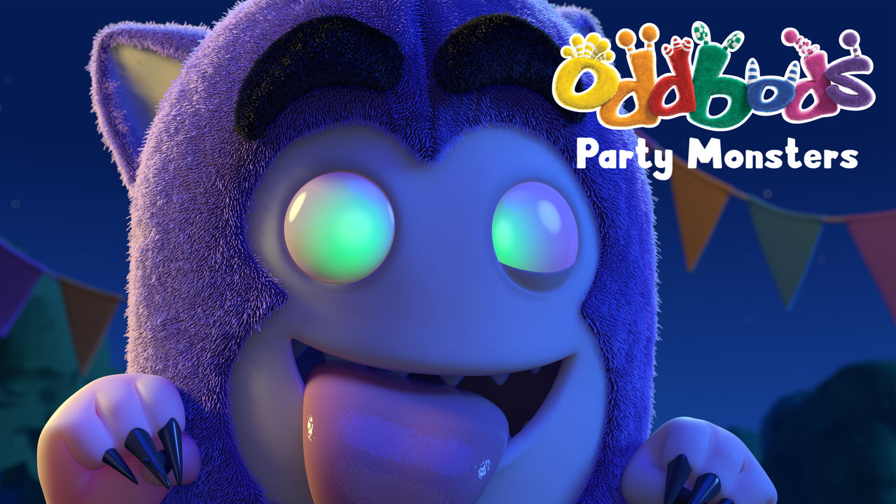 Oddbods: Party Monsters on Netflix Canada