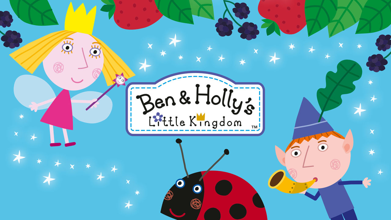 Ben & Holly's Little Kingdom on Netflix Canada