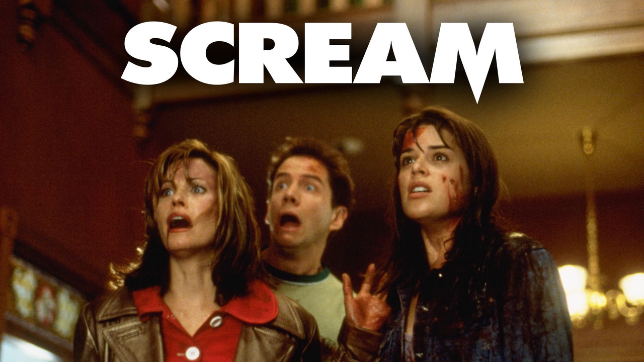 Scream on Netflix Canada