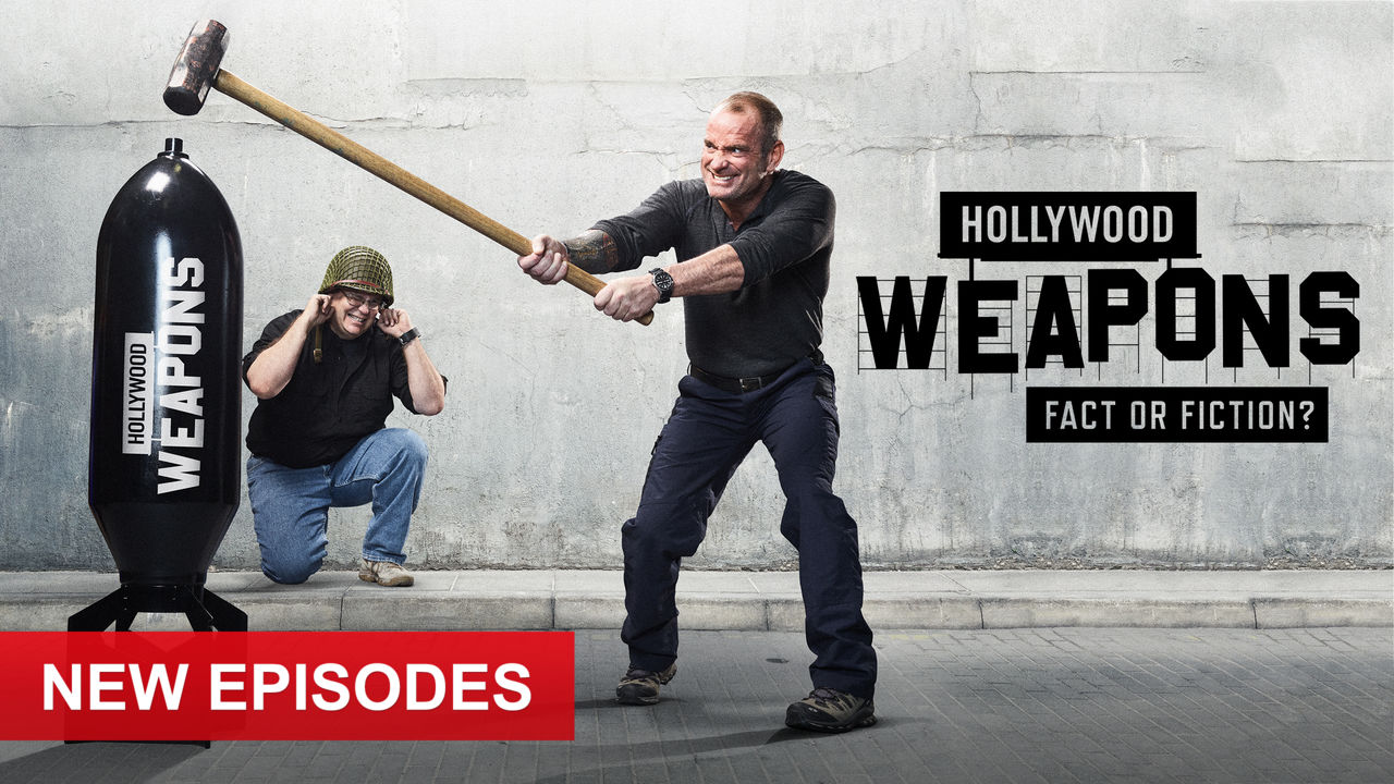 Hollywood Weapons: Fact or Fiction? on Netflix Canada