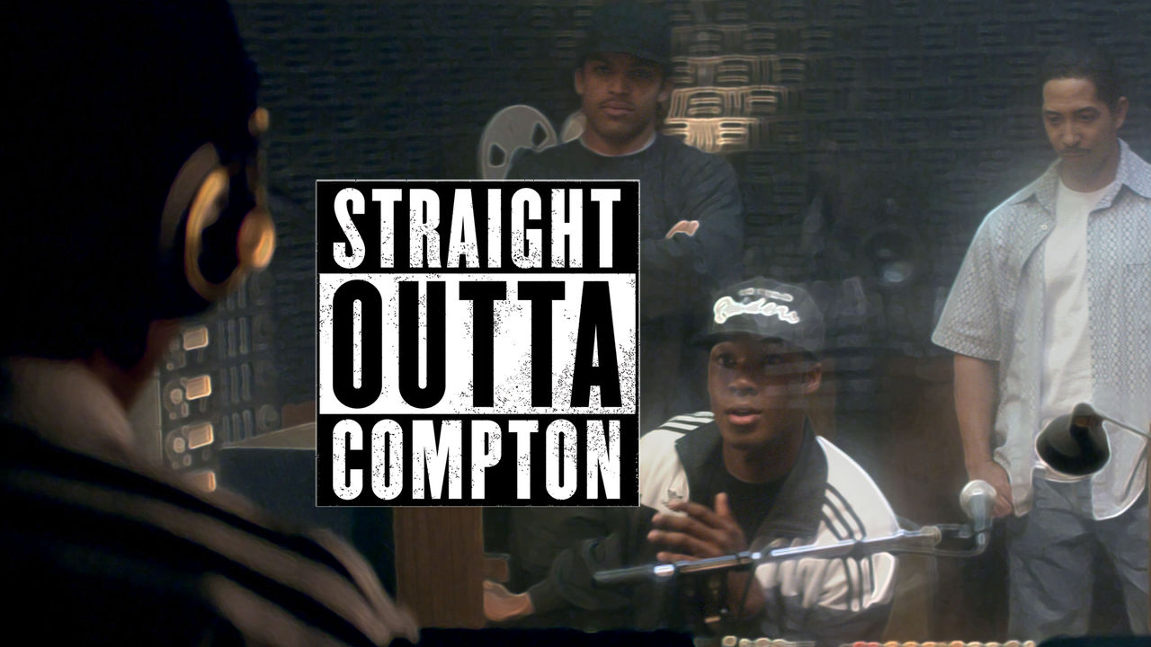 is straight outta compton available to watch on canadian netflix