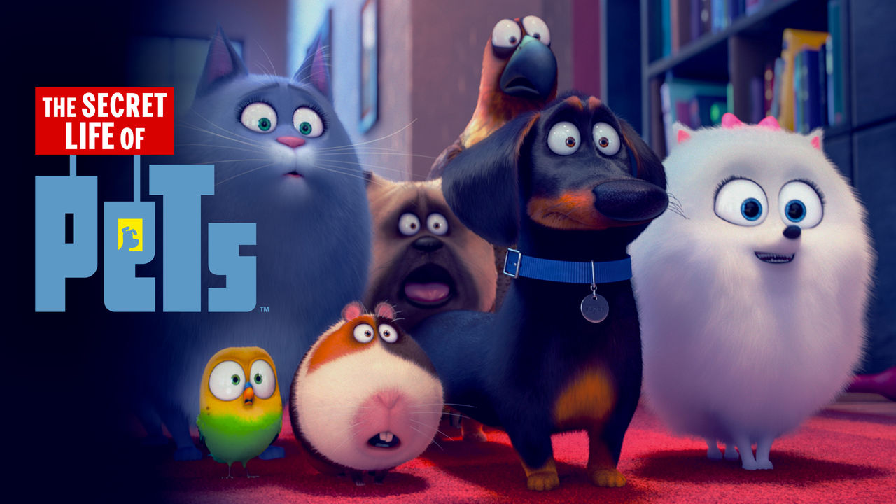 The Secret Life of Pets on Netflix Canada