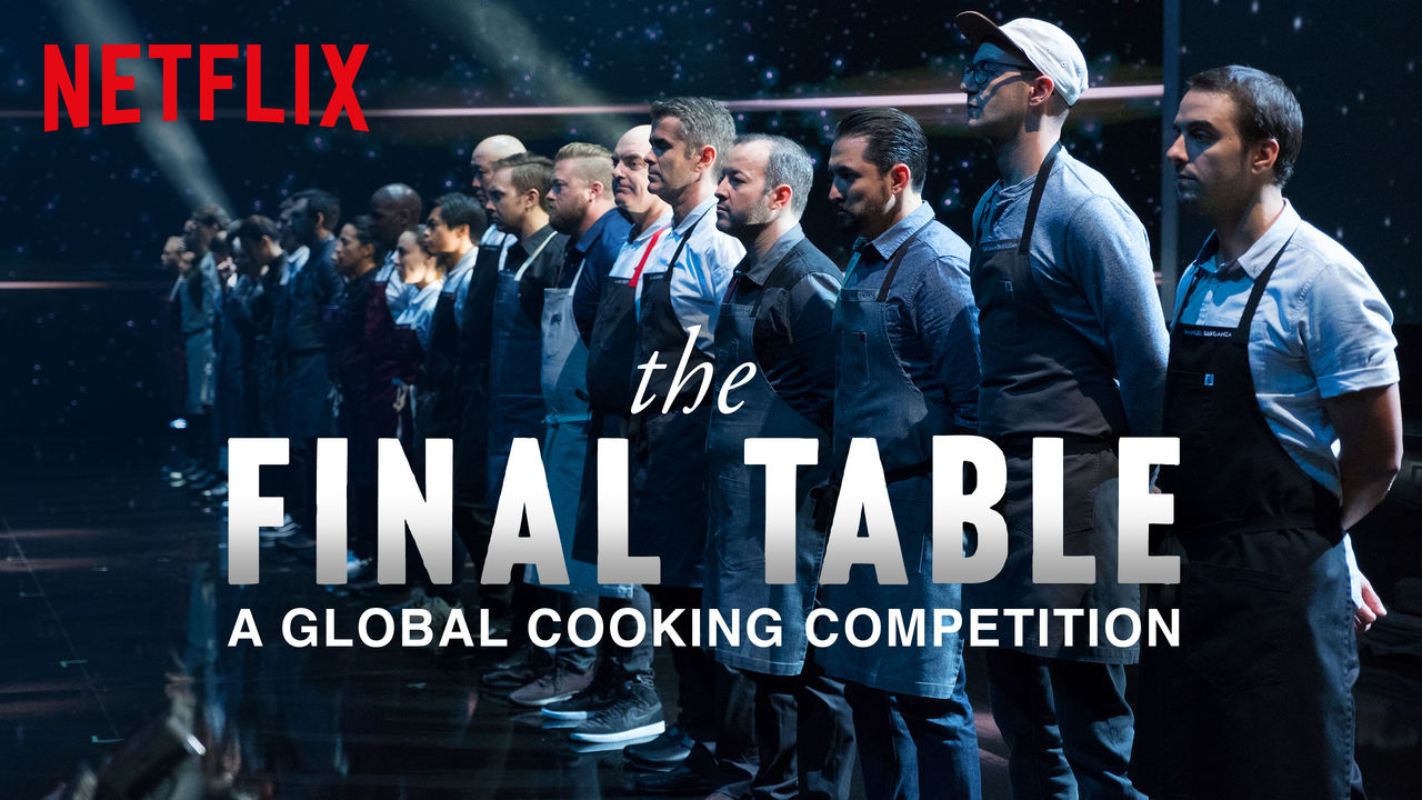 The Final Table on Netflix Canada
