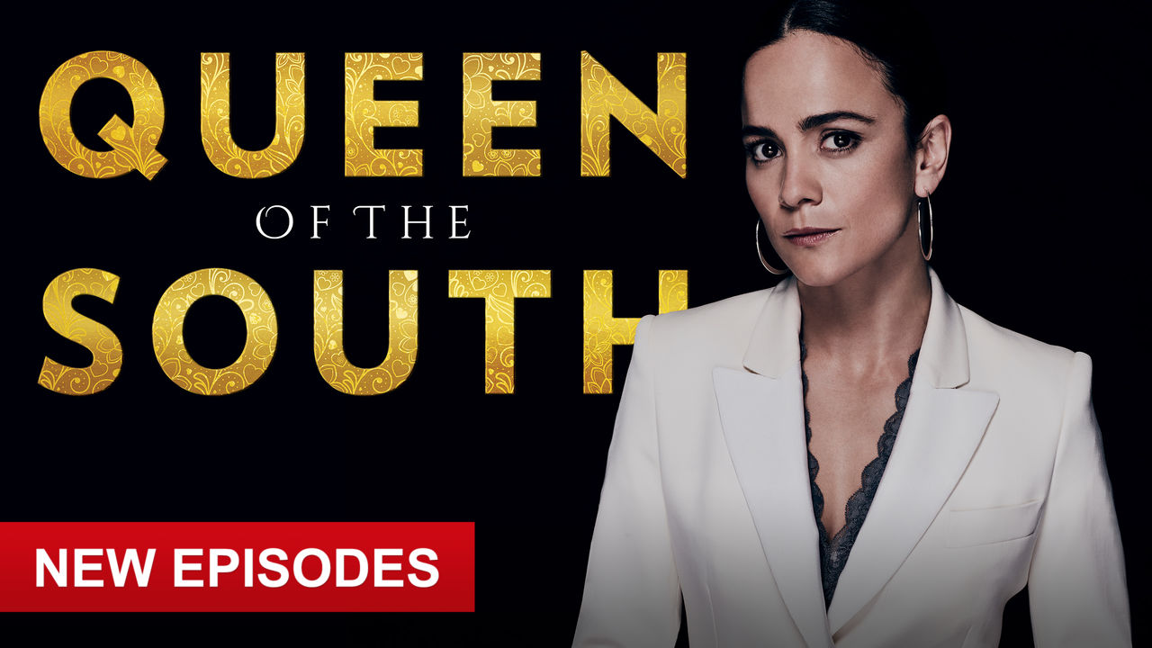Queen of the South on Netflix Canada