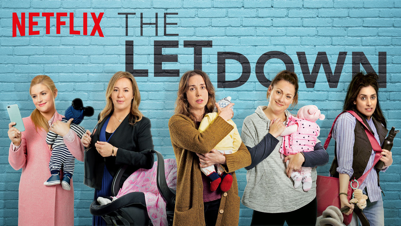 The Letdown on Netflix Canada