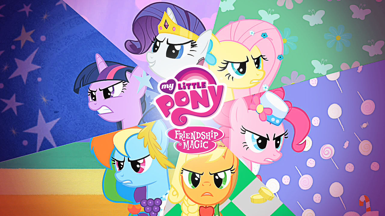 My Little Pony: Friendship Is Magic on Netflix Canada