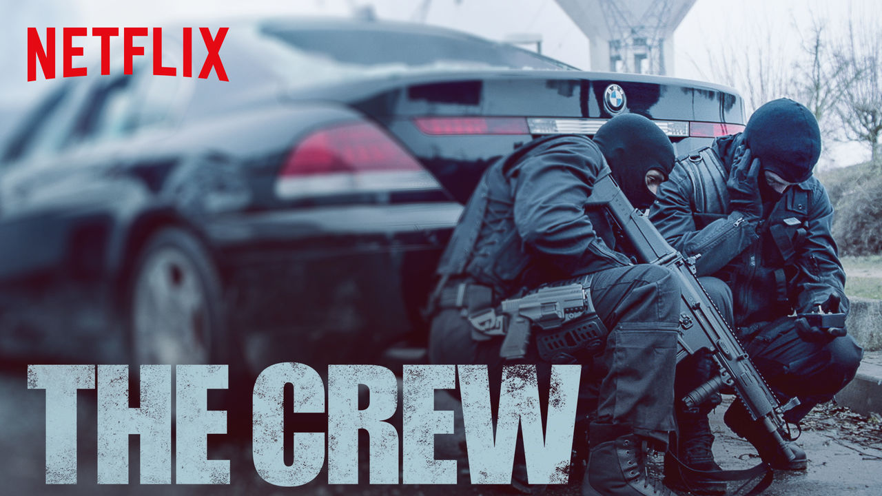 The Crew on Netflix Canada