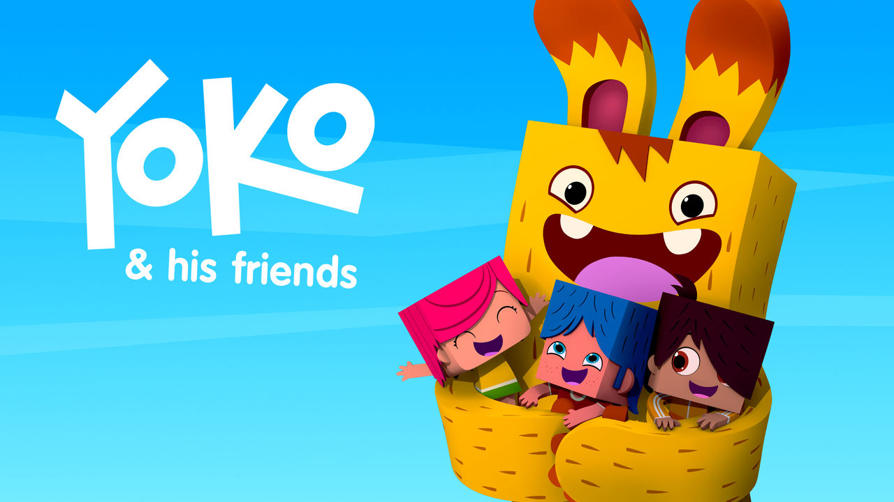 Yoko and His Friends on Netflix Canada