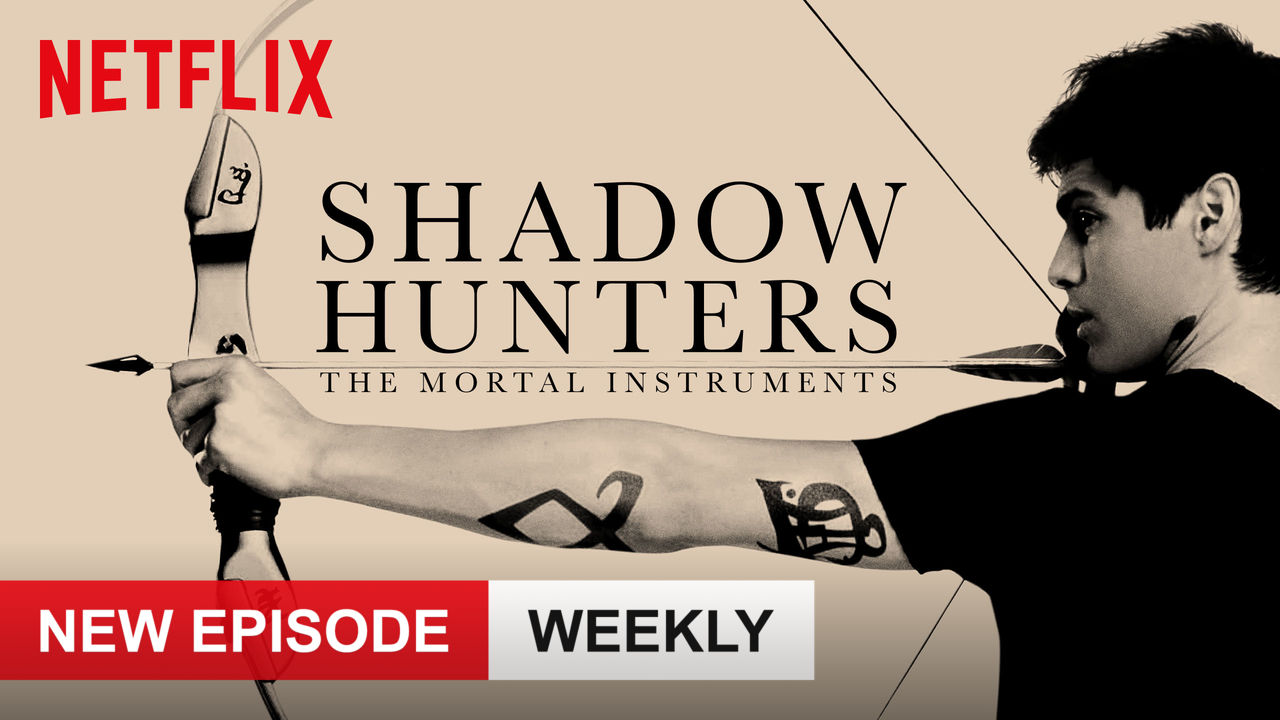 Shadowhunters: The Mortal Instruments on Netflix Canada