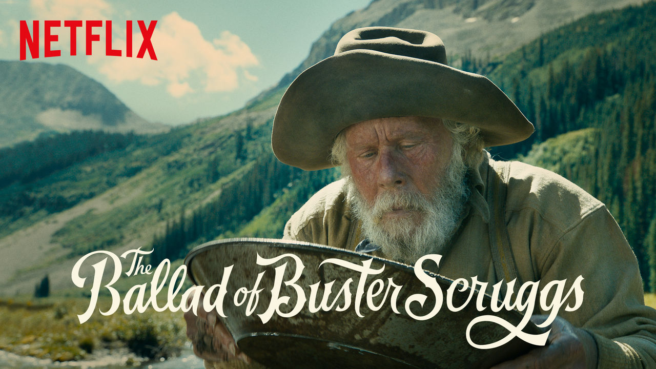 The Ballad of Buster Scruggs on Netflix Canada