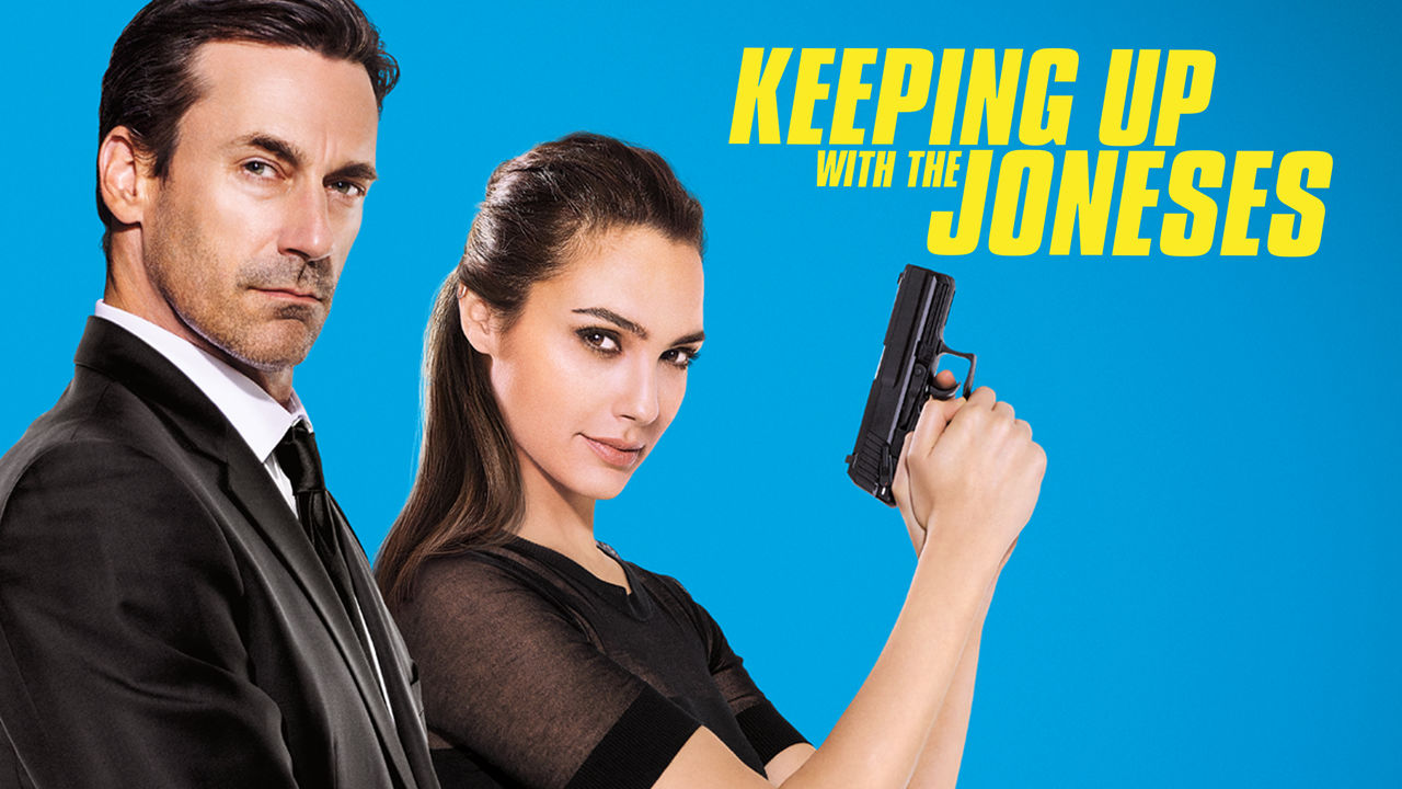 Is Keeping Up With The Joneses Available To Watch On Canadian Netflix New On Netflix Canada