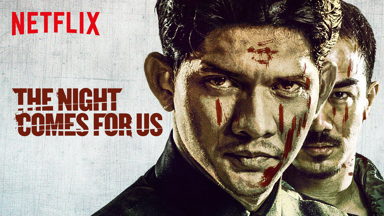 The Night Comes for Us on Netflix Canada