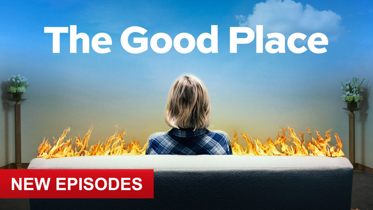 The Good Place on Netflix Canada