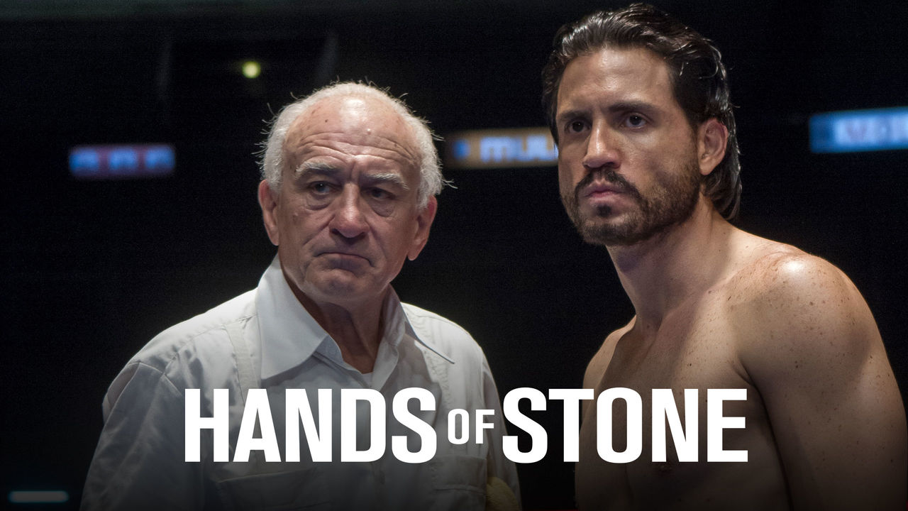 Hands of Stone on Netflix Canada