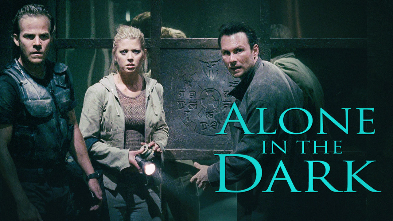 Is Alone In The Dark Available To Watch On Canadian Netflix
