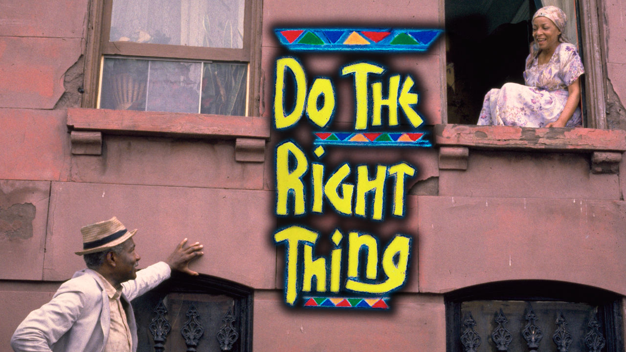 do the right thing a narrativ of racial tensions in a black neighborhood of brooklyn Search for do the right thing on amazoncom this film looks at life in the bedford-stuyvesant district of brooklyn on a hot summer sunday the neighborhood has changed considerably in the time he's been there and is now composed primarily of african-americans and hispanics.