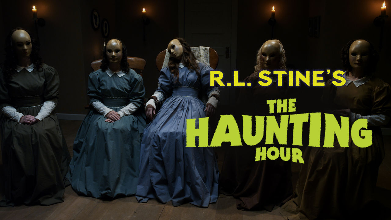 R.L. Stine's The Haunting Hour on Netflix Canada