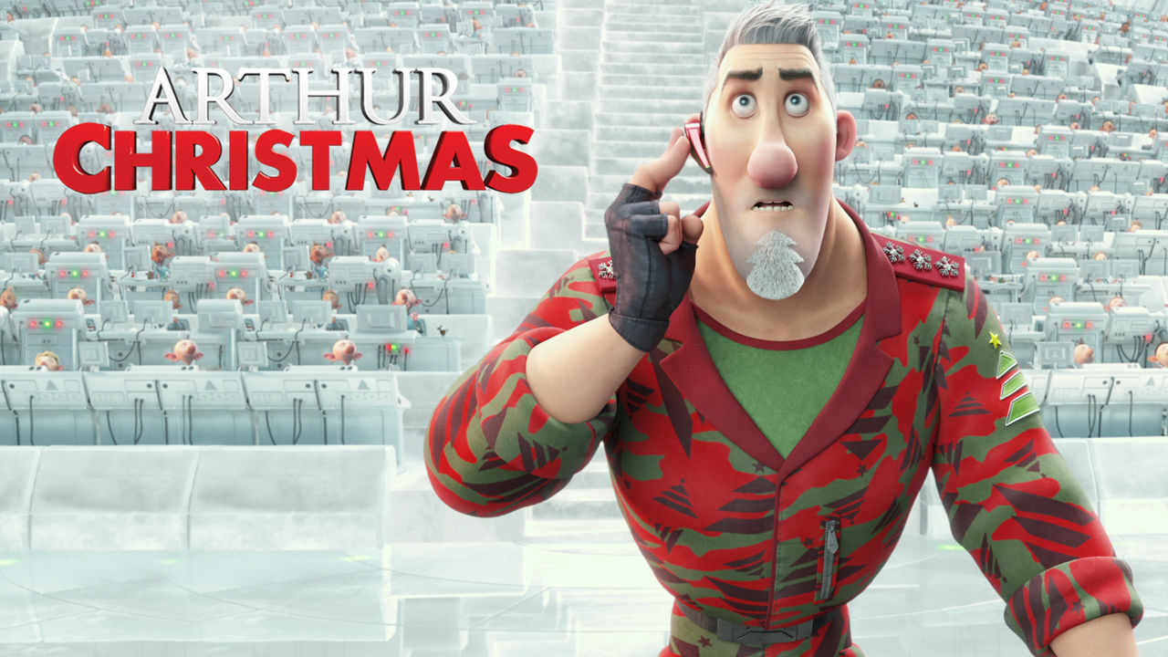 films for ages 8 to 10 children family films films for ages 5 to 7 - Cast Of Arthur Christmas