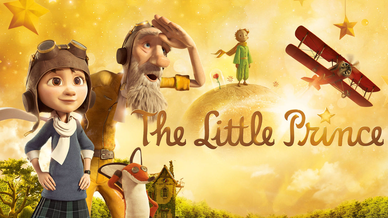 The Little Prince on Netflix Canada