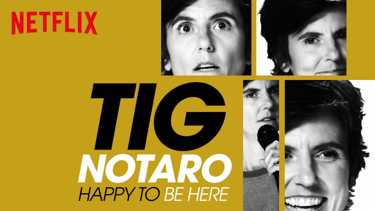 Tig Notaro Happy To Be Here on Netflix Canada