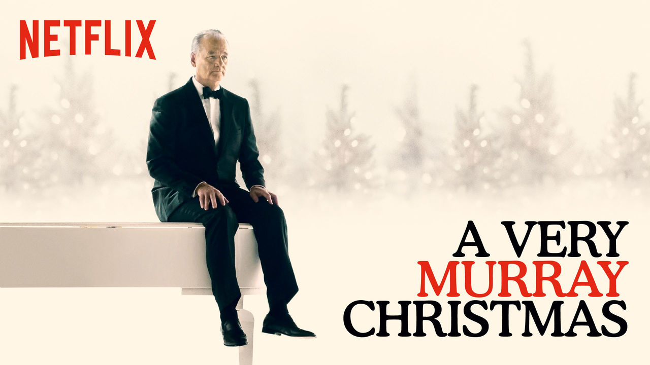 Is \'A Very Murray Christmas\' available to watch on Canadian Netflix ...