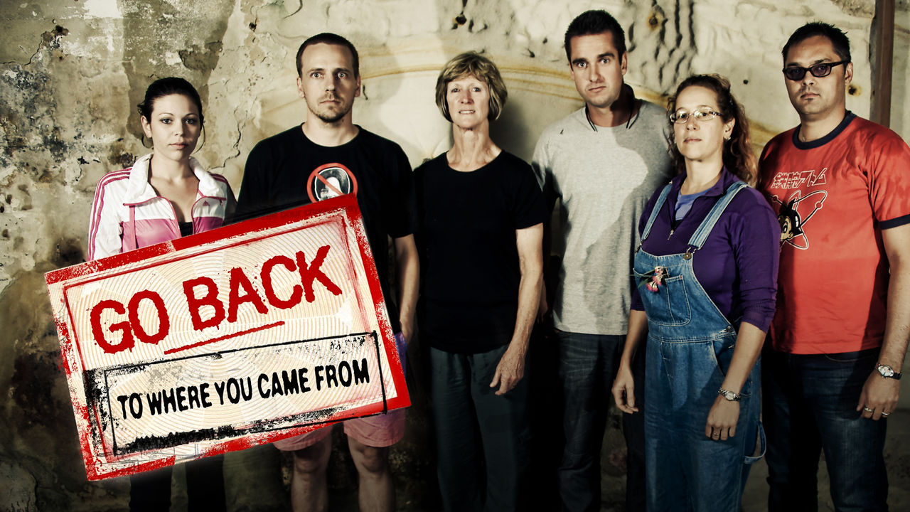 Go Back to Where You Came From on Netflix Canada