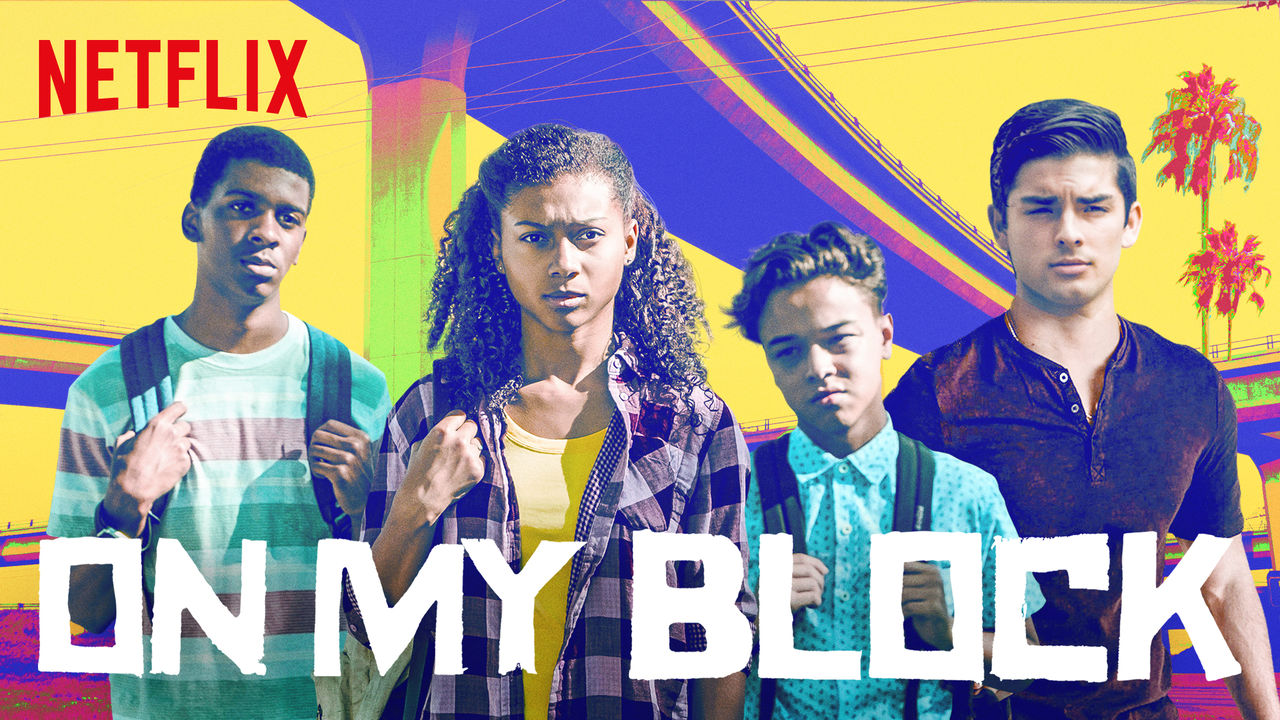 On My Block on Netflix Canada