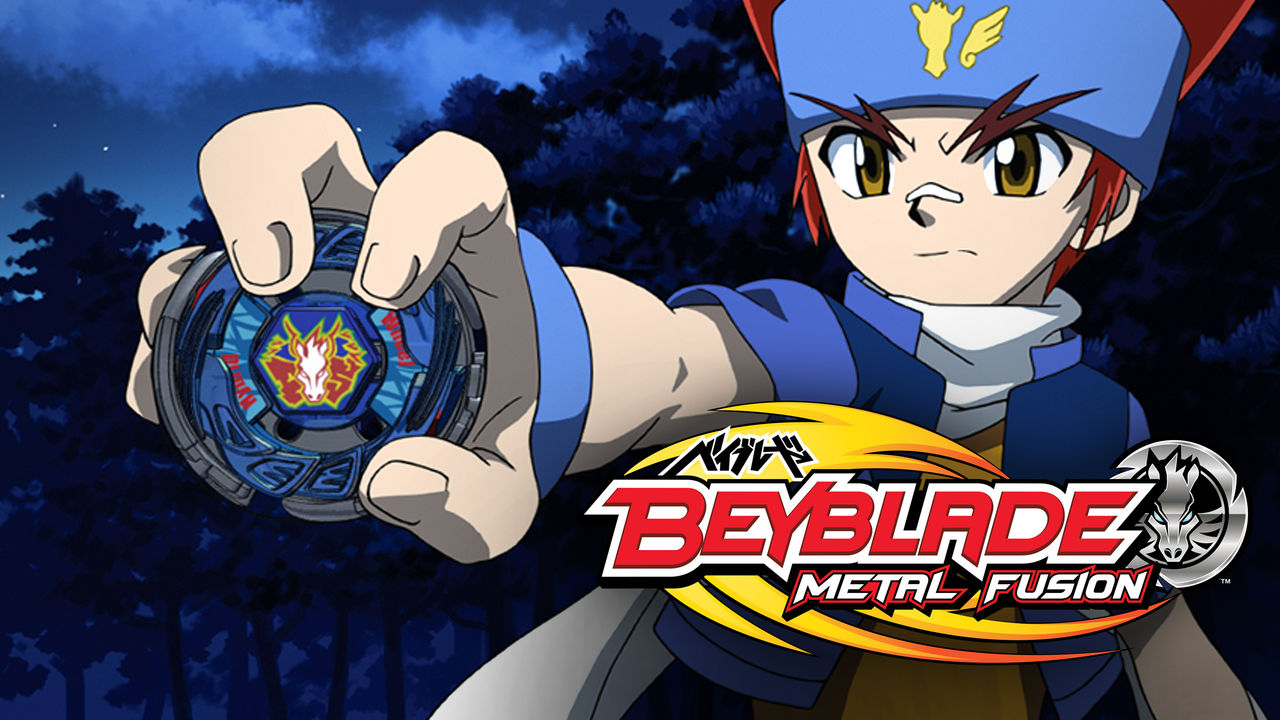 Is 'Beyblade: Metal Fusion' available to watch on Canadian ...