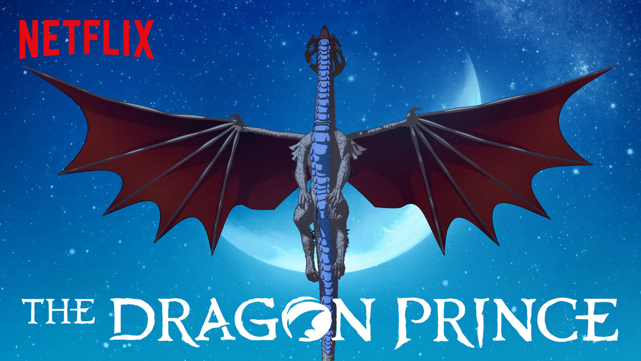 The Dragon Prince on Netflix Canada
