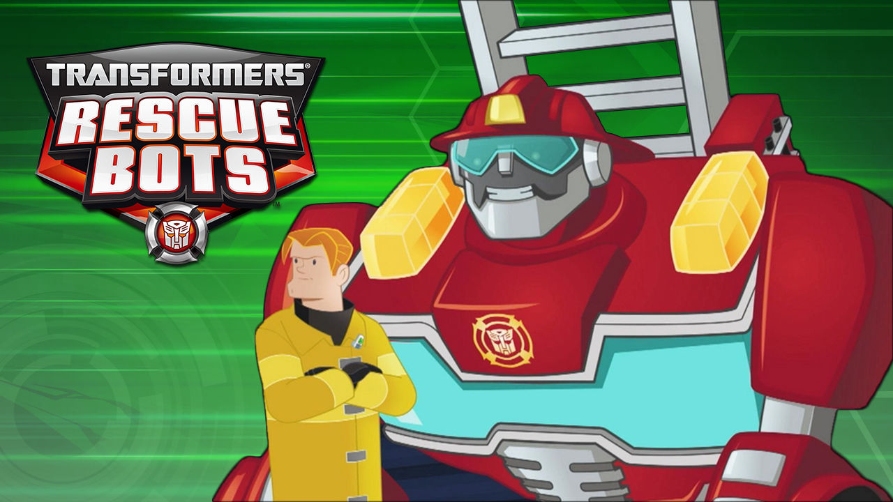 Transformers: Rescue Bots on Netflix Canada