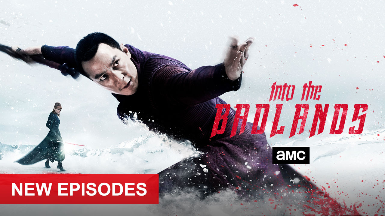 Into the Badlands on Netflix Canada