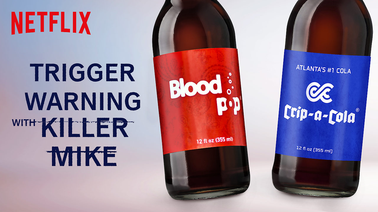 Trigger Warning with Killer Mike on Netflix Canada