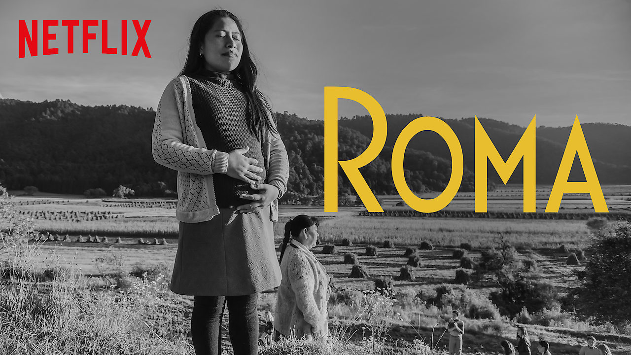 ROMA on Netflix Canada