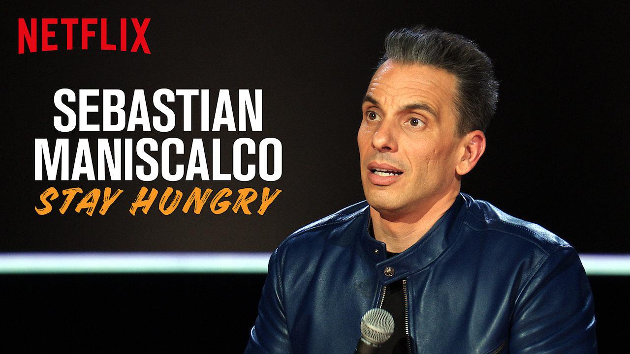 Sebastian Maniscalco: Stay Hungry on Netflix Canada