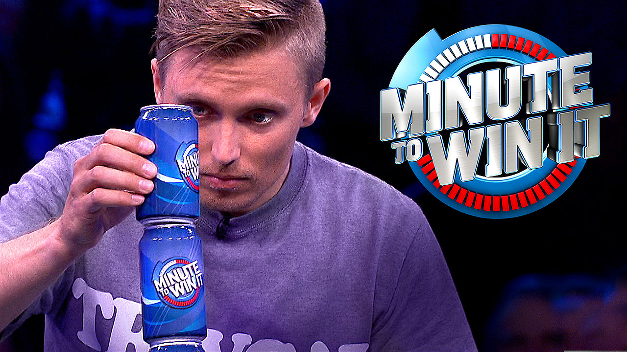 Minute to Win It on Netflix Canada