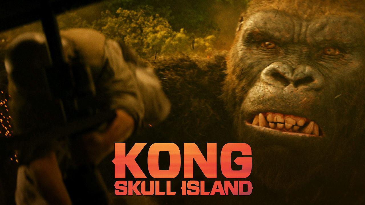 Kong: Skull Island on Netflix Canada