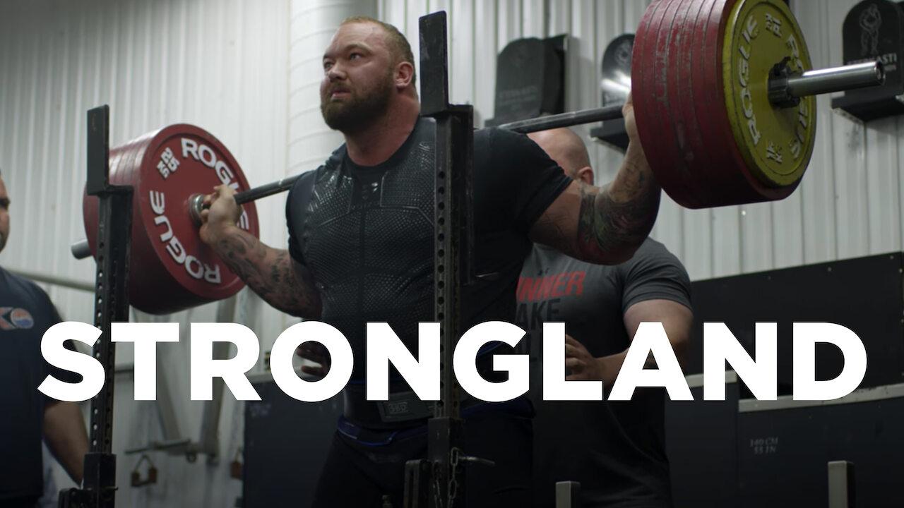 Strongland on Netflix Canada