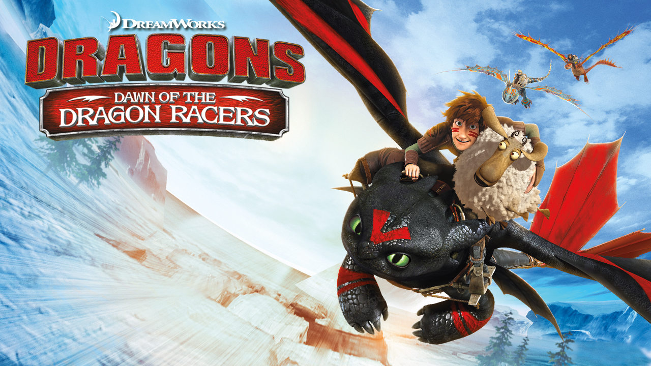 Dragons: Dawn of the Dragon Racers on Netflix Canada