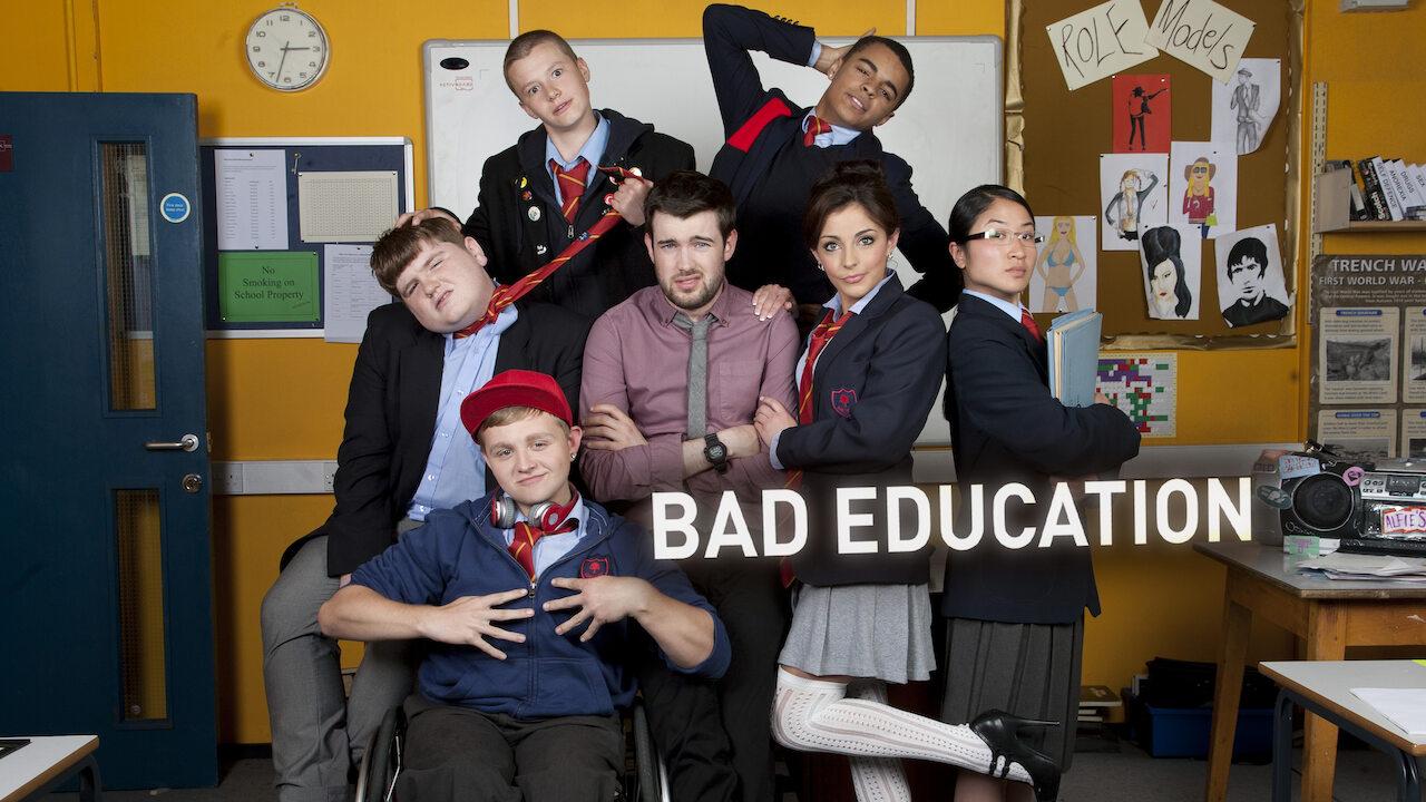 Bad Education on Netflix Canada
