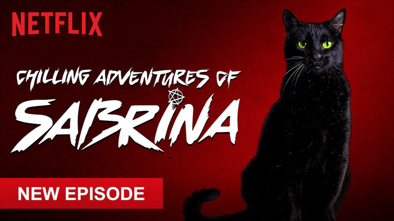 Chilling Adventures of Sabrina on Netflix Canada