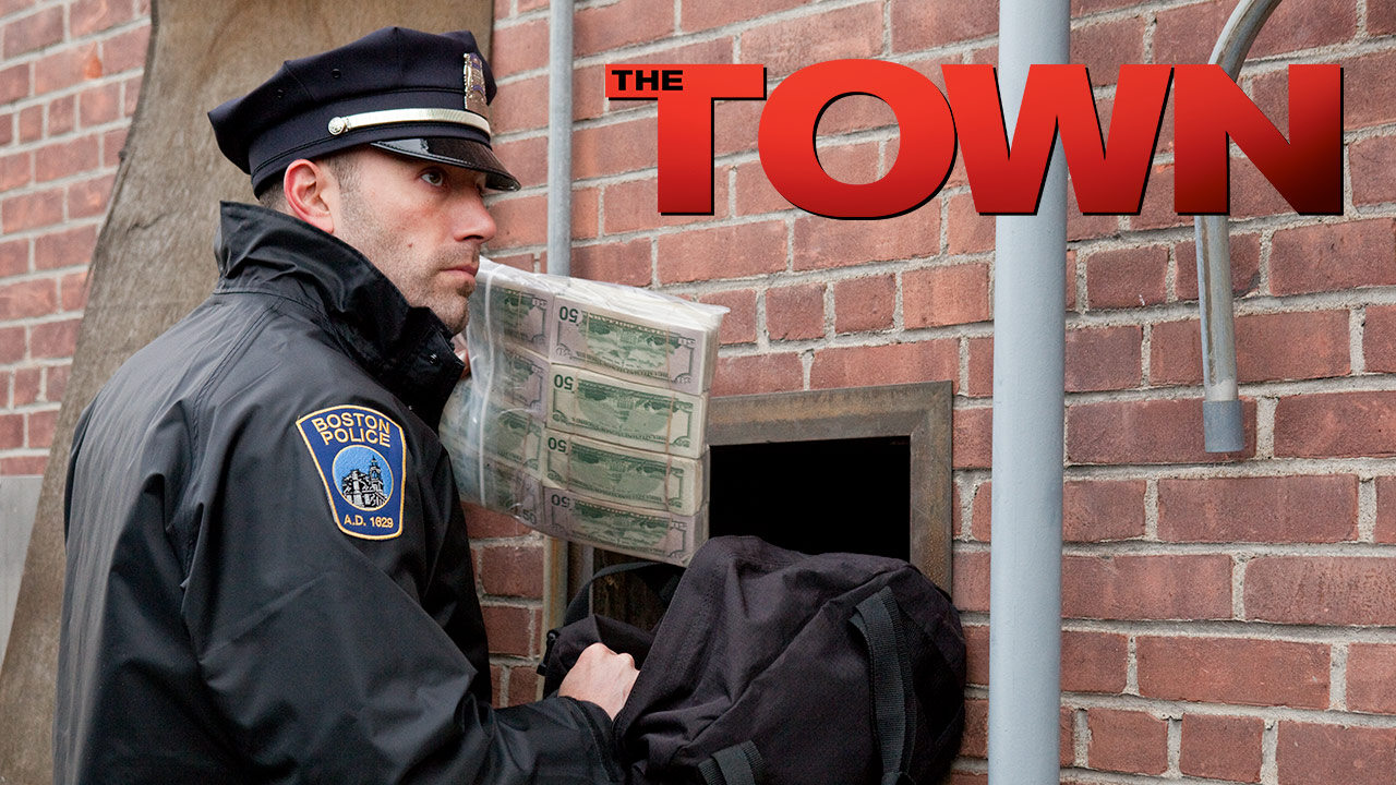 The Town on Netflix Canada