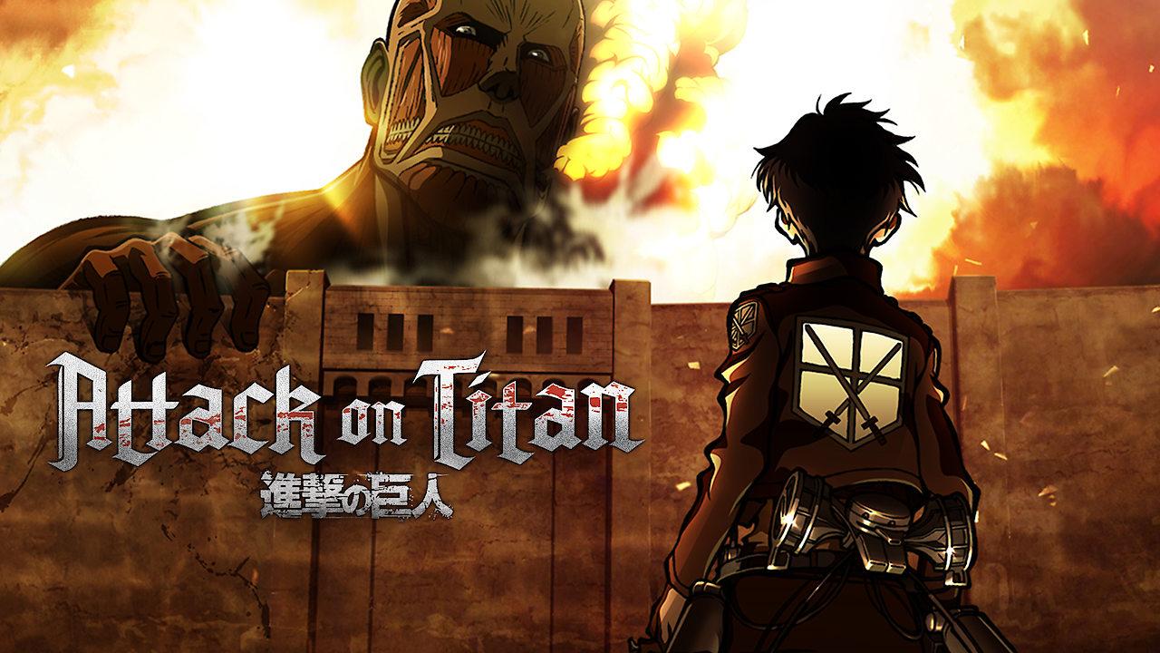 Attack on Titan on Netflix Canada