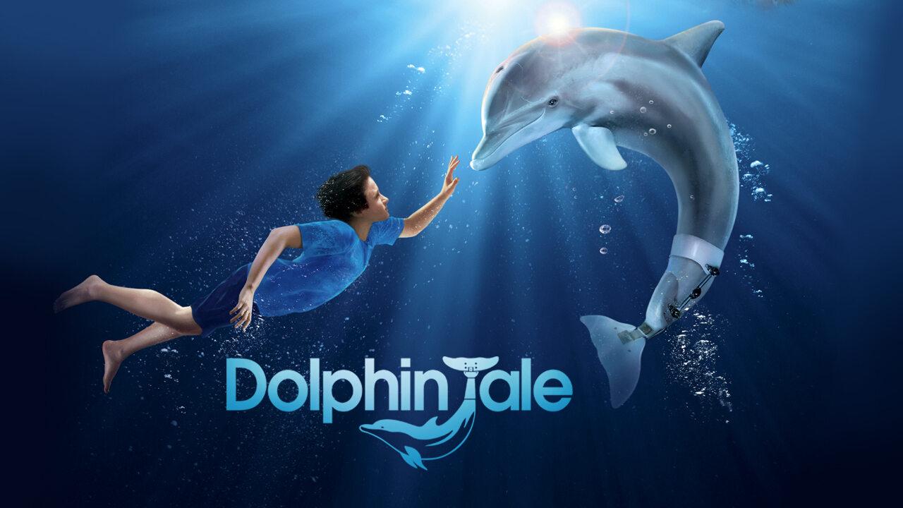 Dolphin Tale on Netflix Canada