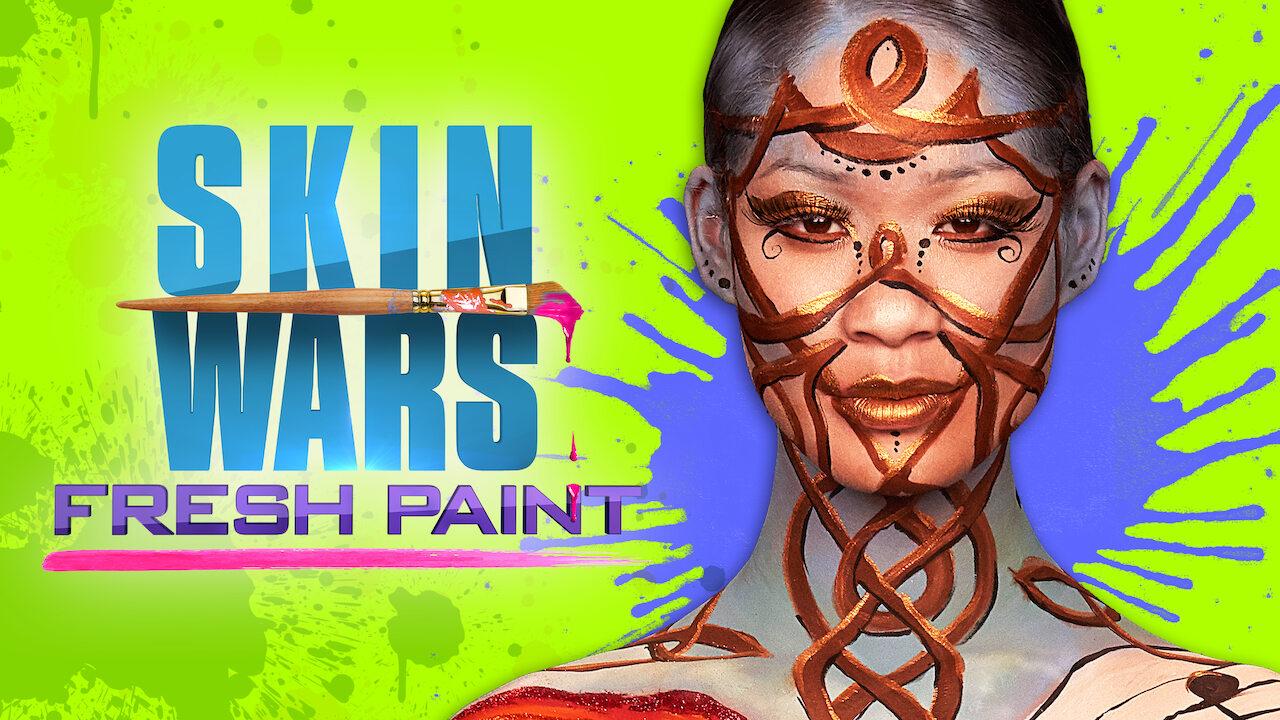 Skin Wars: Fresh Paint on Netflix Canada
