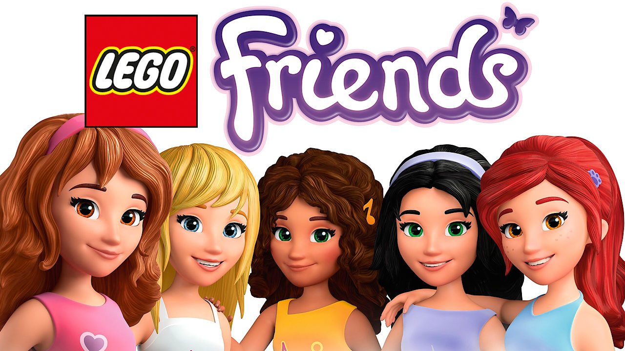 Lego Friends on Netflix Canada