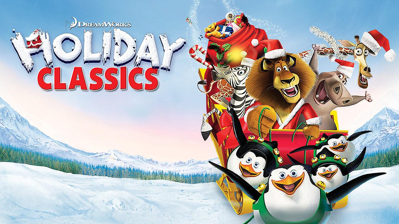 DreamWorks Holiday Classics on Netflix Canada