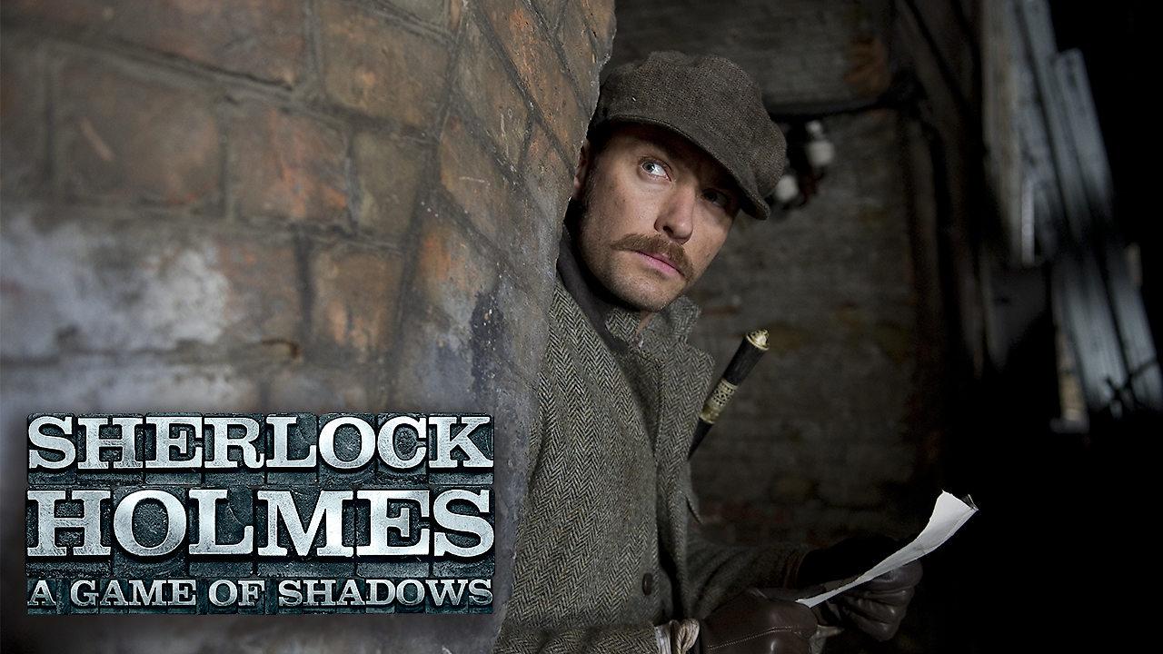 Sherlock Holmes: A Game of Shadows on Netflix Canada